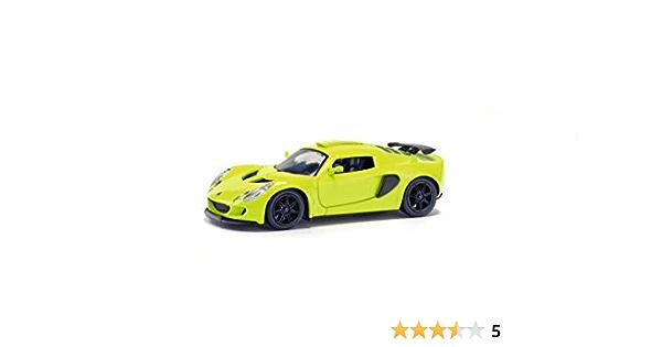 Solido S4400700 421436130 Lotus Exige S2 Fahrzeug 1 43 Grün Spielzeug