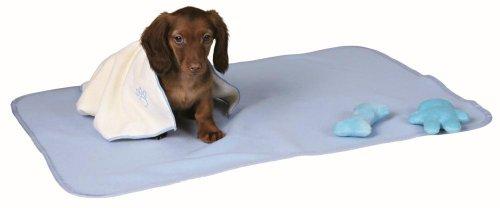 Artikelbild: Trixie 15588 Welpen-Set, Decke, Spielzeug & Handtuch, hellblau