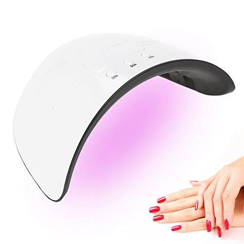 36W Secador Uñas - Lámpara Uñas LED UV - Manicura