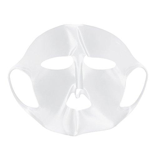 Silikon Wiederverwendung Wasserdichte Schönheit Gesicht Feuchtigkeitsmaske Für Blatt Maske Abdeckung -