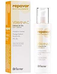 REPAVAR REVITALIZE Day Cream SPF 30, 50ml - Prevents Skin Aging