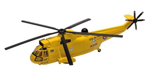 Corgi Toys - CCS90607 - Radio Commande, Véhicule Miniature - Westland Sea King Secours - Nouveau Moule
