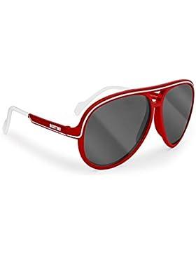 Gafas para Niños - Polarizadas - 4-10 años - 100% Protección UVA-UVB - Unisex Fashion Retrò - P Kid by Bertoni...
