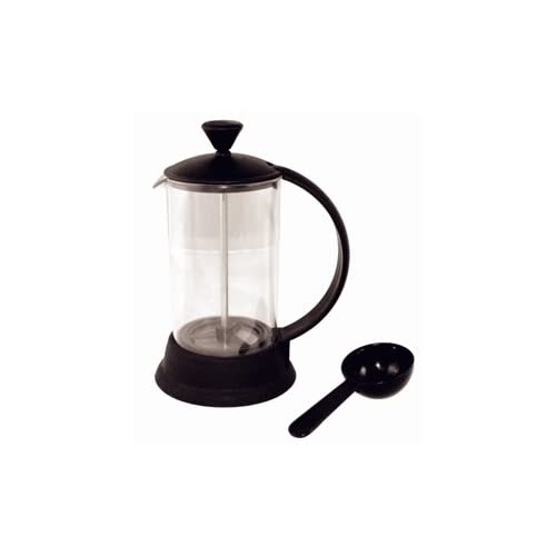 31RU8TzOFuL. SS500  - Cafetiere 3 Cup 350ml Unbreakable Espresso Coffee Jugs Catering Restaurant
