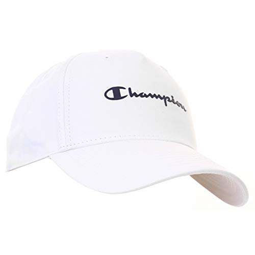 Champion Cap 804470 S19 WW001 WHT Weiss, Size:ONE Size -