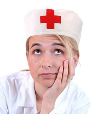 Hut Sanitäter, Kopfweite 57 (Für Sanitäter Kinder Kostüm)