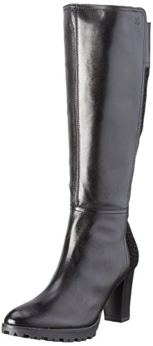 Caprice 25602 - Stivali Alti da Donna, colore Nero (Black Comb 019), taglia 41 EU