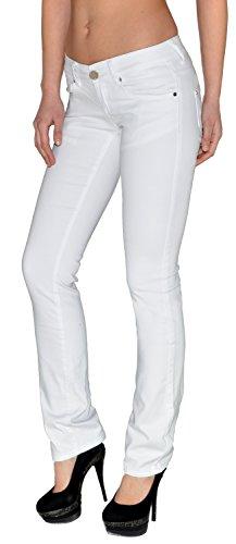 Tragen Sie Hosen-jeans (by- tex Damen Jeans Hose Damen High Waist Jeanshose Straight Leg Hochbund Hosen bis Übergröße 54, 56 #J23)