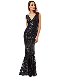 5d0178043301 Amazon.co.uk: Goddiva - Dresses / Women: Clothing