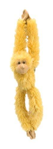 Hanging Tan Monkey 11 by Wild Republic