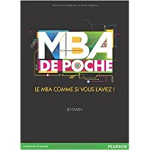 MBA de poche de Jo Owen ( 4 avril 2012 )