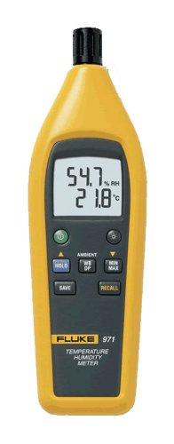 Preisvergleich Produktbild Fluke Temp./Feucht.Messgerät Fluke 971 Messgerät für Temperatur und Klima 0095969287517