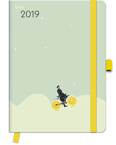 2019 Enjoy the Little Things GreenLine Diary por teNeues Calendars & Stationery