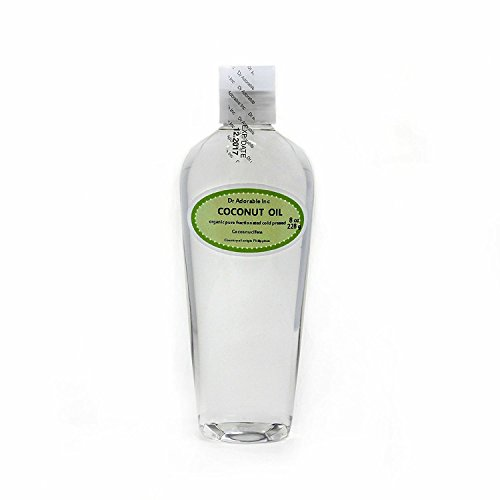 Fractionated Coconut Oil 8 Oz
