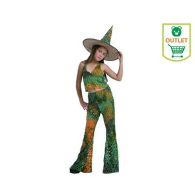 e des Waldes 7–9Jahre (Wald Hexe Kostüm)