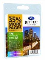 JET-TEC für HP78 Druckkopf Color 101H007813 - Tec-druckkopf