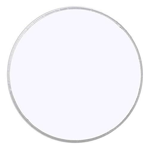 8 Zoll Harz und Aluminium Weiß Single Ply Musical Percussion Zubehör Drum Head Drum Haut -
