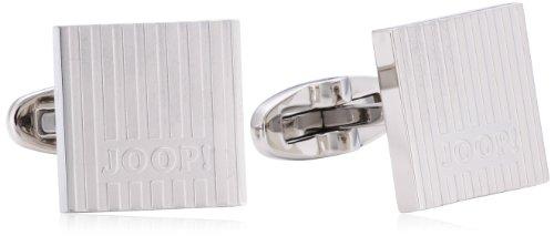 Preisvergleich Produktbild Joop! Herren-Manschettenknöpfe Spline Edelstahl JPCF10127A000