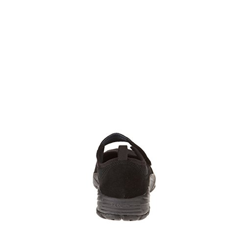 Propet Wash & Wear Mary Jane Large Cuir Mary Janes Black