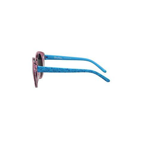 Defect Kinder Sonnenbrille Outdoor-Sportarten Reiten Strand Schatten Mädchen Farbe Wind Schutz vor der Sonnenspiegel