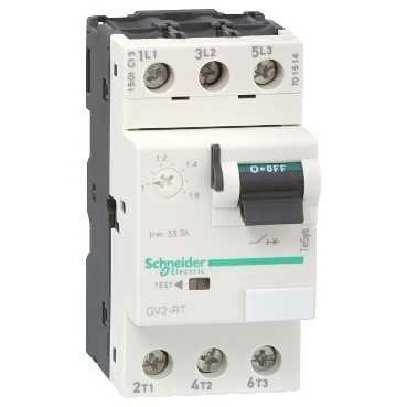 Schneider Electric GV2RT20 Tesys Disyuntor Magneto Térmico 13…18 A, Conexión por Tornillo
