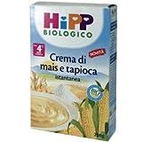 Bio Crema Mais Tapioca Istantanea 4m+