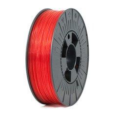 Technologyoutlet Pet-g imprimante 3d Filament 1kg Bobine 1.75mm Red Transparent