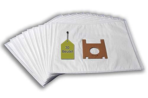 eVendix Staubsaugerbeutel passend für Firstline FT 1300   30 Staubbeutel + 6 Mikro-Filter   kompatibel mit Swirl R29