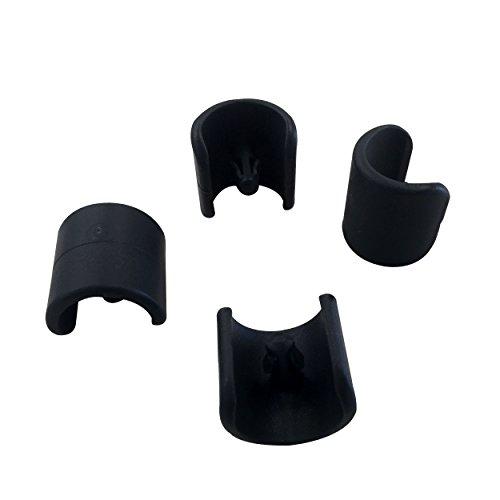 Lafuma Kit de 4 almohadillas para Tumbona Relax