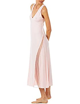 Tata italiana Maglia a maniche lunghe Camicia con inserti in rete, colore: avorio o rosa–8A 18