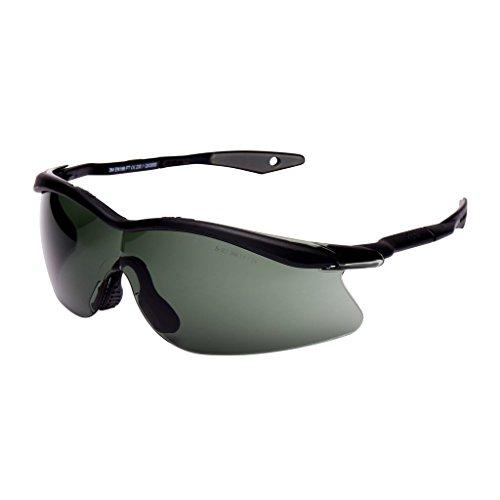3M QX3001S Schutzbrille, PC, UV, DX, Grau -