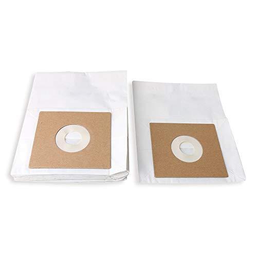 Yibuy 10 x Aspiradora Bolsa polvo papel Kraft 00022