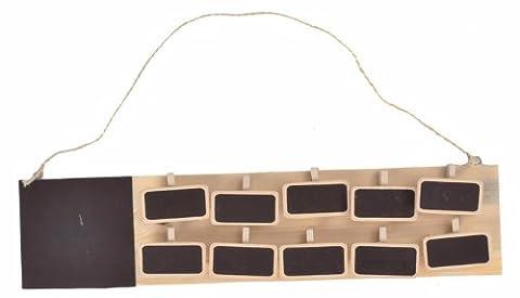SANTEX 3433-0, Plan de table rectangle