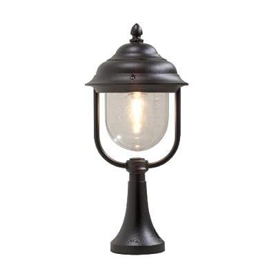 Konstsmide Basic 7222-250 Parma Down Wall Light, Matt White