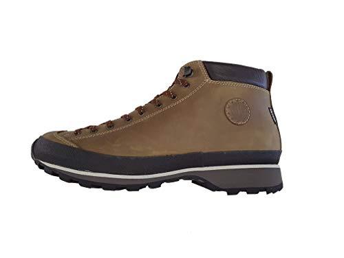 425c3e905e3 Lomer - Zapatos de Hombre y Mujer Bio Natural Mid MTX Nogal Marrón Size: 43  EU