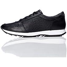 2f849ac544b05 Amazon.es  zapatillas negras mujer suela negra
