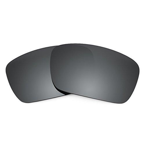 Revant Ersatzlinsen für Oakley Fuel Cell Polarisierung Elite Schwarz Chrom MirrorShield®
