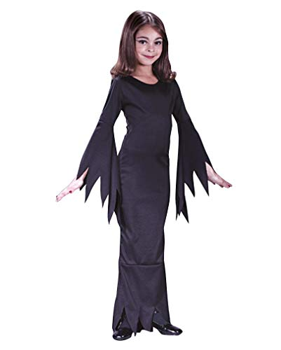 Morticia Madame Kostüm - Madame Morticia Kinderkostüm M