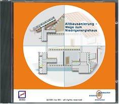 Altbausanierung-Wege zum Niedrigenergiehaus von IEEG