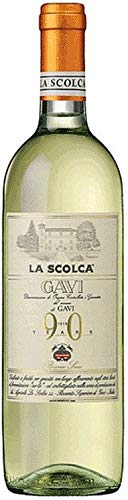 Gavi Etichetta Bianca DOCG - 2016-6 x 0,75 lt. - La Scolca