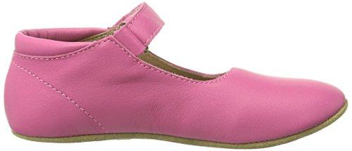 Bisgaard BALLERINA Unisex-Kinder Flache Hausschuhe Pink (14 Pink)
