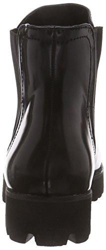 BUFFALO - B013a-58 P2026a Box, Stivali bassi con imbottitura leggera Donna Nero (nero (black 01))