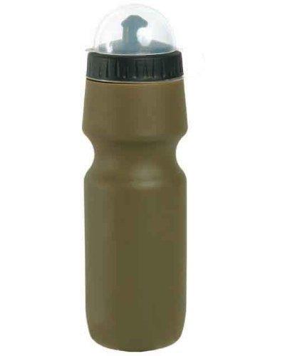 GOURDE FORME BOUTEILLE EN PLASTIQUE VERT OLIVE 0.7 LITRE MILTEC 14519601 AIRSOFT