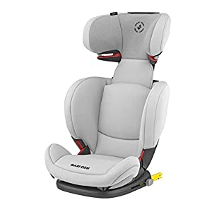 Maxi-Cosi RodiFix AirProtect Child Car Seat, Isofix Booster Seat, Grey, 15-36 kg   13