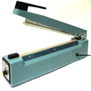 Impuls Schweißgerät PFS-400MM Taschen Verschweißen,einfach zu bedienen keine Aufwärmzeit notwendig mit timer für Dichtungs-Kontrolle typisch für taschen verwendet dichtung mws (Schweißen Kontrolle)