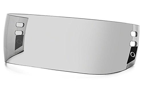 Oakley Gerade klein Pro Cut Hockey Visier, 30-916, grau, Einheitsgröße