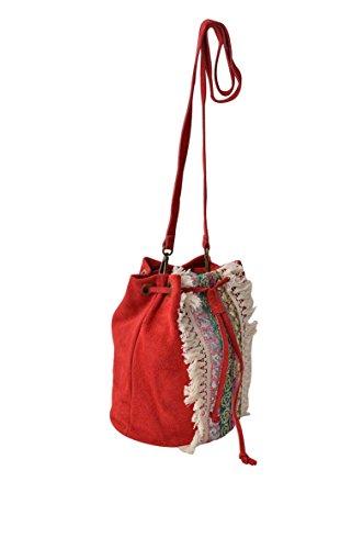 Ateliers Florentins, Borsa a tracolla donna rosso