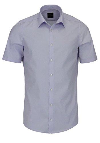 Venti Herren Businesshemd 001620 Rosa (Lila 901)
