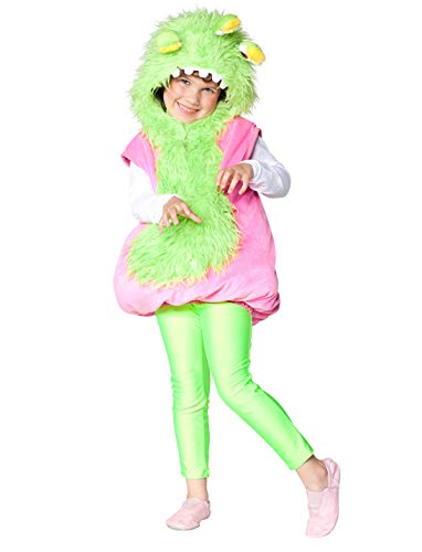 Deiters Monster Kostüm - Deiters Body Monster Plüsch Kinder