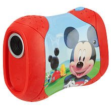 Disney 39016-TRU Mickey Mouse Digital Camcorder with 1.5-Inch LCD Screen (Red) Sakar Lcd